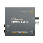BLACKMAGIC Mini Converter, HDMI a SDI 6G....