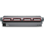 BLACKMAGIC Multidock Thunderbolt. Descargador para hasta 4 SSDs.