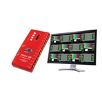 DECIMATOR DESIGN Multiviewer 12 canales SDI a HDMI, multi config....