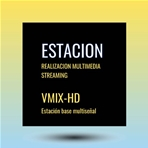 MQV KIT-VMIX-HD Kit Workstation VMix HD (realización y streaming) ...
