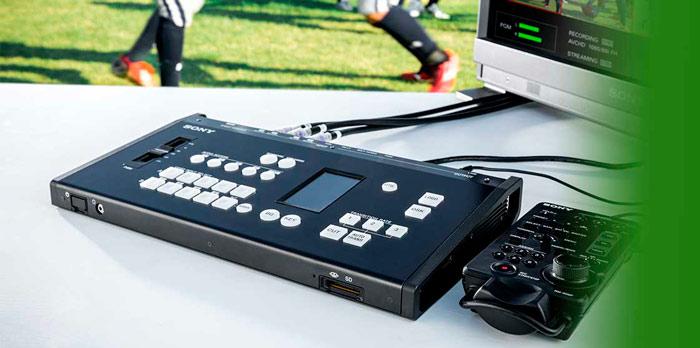 SONY-MCX-500-con-mando-a-distancia-RM-30BP
