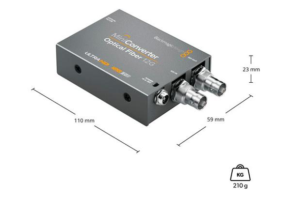 Blackmagic-Mini-Converter-Optical-Fiber-12G