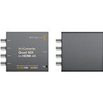 BLACKMAGIC Mini Converter, Quad SDI to HDMI 4K....
