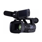 "JVC GY-HM660RE PROMO. Camcorder HD 3CMOS 1/3""."
