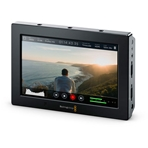 BLACKMAGIC Video Assist 4K. Grab portátil HD/4K con pantalla 7""