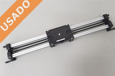 EDELKRONE SLIDERPLUS X LONG Slider de 40 cm con recorrido de 90 c