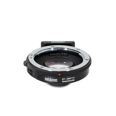 METABONES SPEED BOOSTER BMPC Adaptador lentes EF para Pocket Came