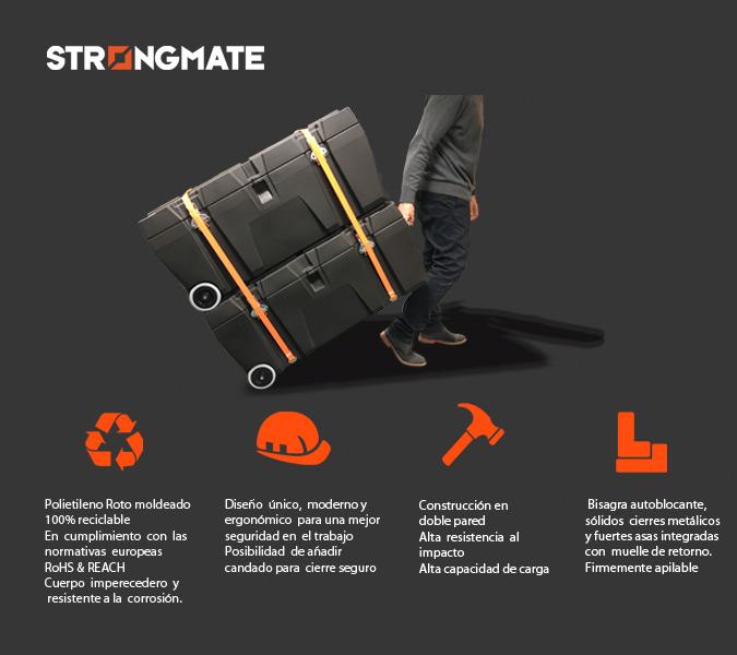 STRONGMATE-B.HD2-L caracteristicas
