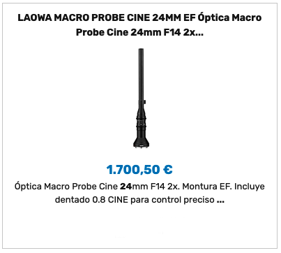 Comprar Sony FX6