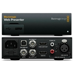 BLACKMAGIC BDLKWEBPTR Módulo Blackmagic Web Presenter