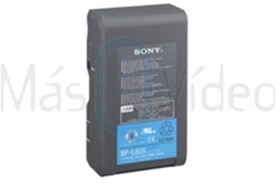 SONY BP-L80S Batería Ion-Litio recargable 80 Wh