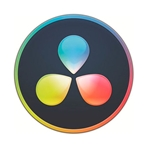 BLACKMAGIC DaVinci Resolve Studio. Soft edit-c.color. Vers. licen...