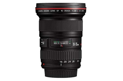 CANON EF16-35MM F/2.8LUS Optica Canon EF 16-35 mm f/2.8L USM....
