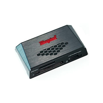 KINGSTON Lector tarj. USB3.0 - Cflash, SD, MicroSD, MS/MS2.