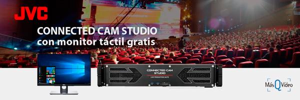 PROMOCIÓN JVC CONNECTED CAM STUDIO SEP 2020