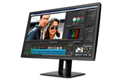 "HP Monitor 32"" UHD gama Dreamcolor para retoque color."