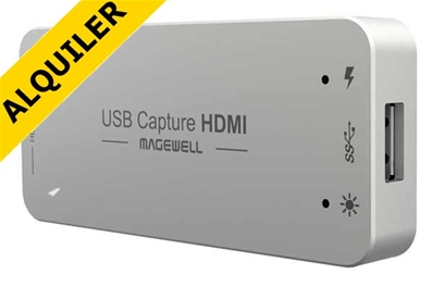 Alquiler MAGEWELL XI100DUSB-HDMI