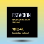 MQV KIT_VMIX_BASE Kit Workstation VMix 4K (realización y streaming...