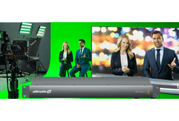 Chroma key BLACKMAGIC