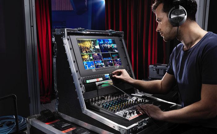 Blackmagic ATEM Television Studio HD- PRODUCCIONES EN DIRECTO