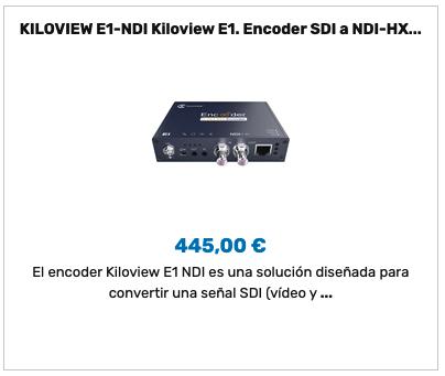 KILOVIEW E1-NDI