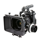 TILTA LIGHTWEIGHT BLACK Soporte para Blackmagic Cinema Camera.