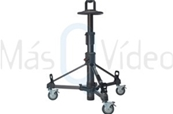 LIBEC P110B Pedestal P110 con dolly DL-8.