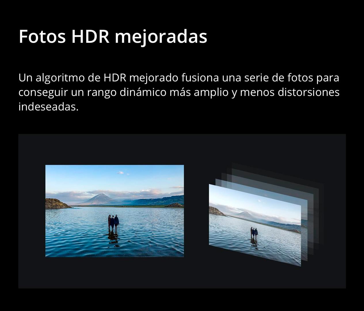 DJI MAVIC 2 PRO - Fotos HDR mejoradas