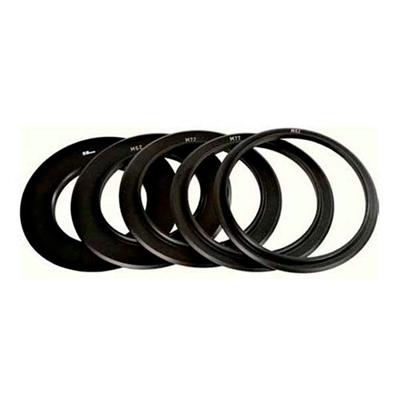 GENUS RING ADAPT Set de anillos adaptadores de 82 a 77, 72, 67, 62...