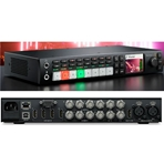 BLACKMAGIC ATEM TV Studio HD. Mixer 8 Ch. HDMI-HDSDI (4+4)