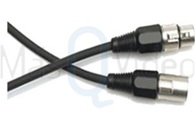 ACCURATE ACP-3210 Cable audio XLR macho, XLR hembra de 10 metros