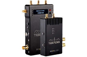 TERADEK Bolt Pro 2000 DUAL Wireless, Em-Recep HD-SDI/HDMI.