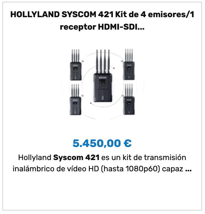 SYSCOM 421