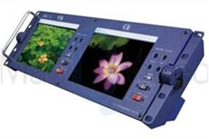 "DATAVIDEO TLM-702 2 Monitores de 7"" TFT LCD 16:9"