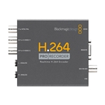 BLACKMAGIC H.264 Pro Recorder. Comp. Analog-Digital, USB 2.0 y PC...