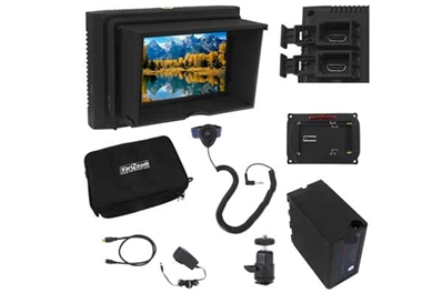 "VARIZOOM VZ-M5K Kit de monitor 5"" con loop HDMI"