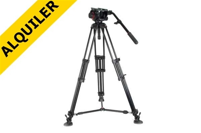 Alquiler MANFROTTO 504HD 546BK