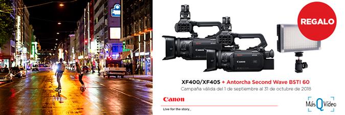 CANON XF400 PROMOCIÓN SEP18