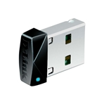 D-LINK DWA-121 D-Link. Micro adaptador USB 2.0 Wireless