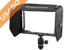 "SMALLRIG SM1988 (SE) Cage para Video Assist 7"". Incluye parasol y"