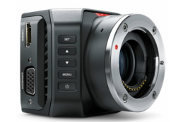 Cámaras de estudio BLACKMAGIC