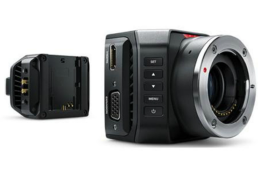 Cámaras multipropósito BLACKMAGIC