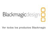 BLACKMAGIC DESIGN VER TODOS LOS PRODUCTOS