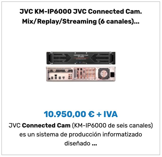 JVC KM-IP6000