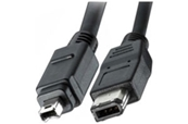 MQV Cable Firewire 2 metros (FW600-400).
