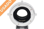 METABONES SPEED BOOSTER ULTRA CINE (SE) Adaptador SPEED BOOSTER C