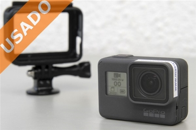 GOPRO HERO 5 BLACK (SE) Mini cámara Go Pro Hero 5 Black