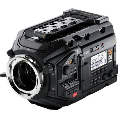 BLACKMAGIC URSA Mini Pro 12K. Cámara cine digital ...