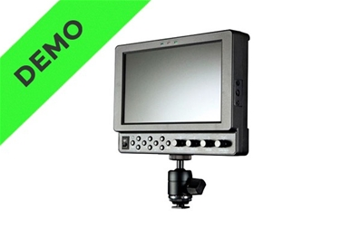 "NEWAY CL76HO Monitor LCD 7"" de 1024x600 con loop HDMI."