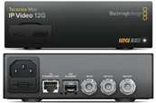 BLACKMAGIC Teranex Mini, IP Video 12G